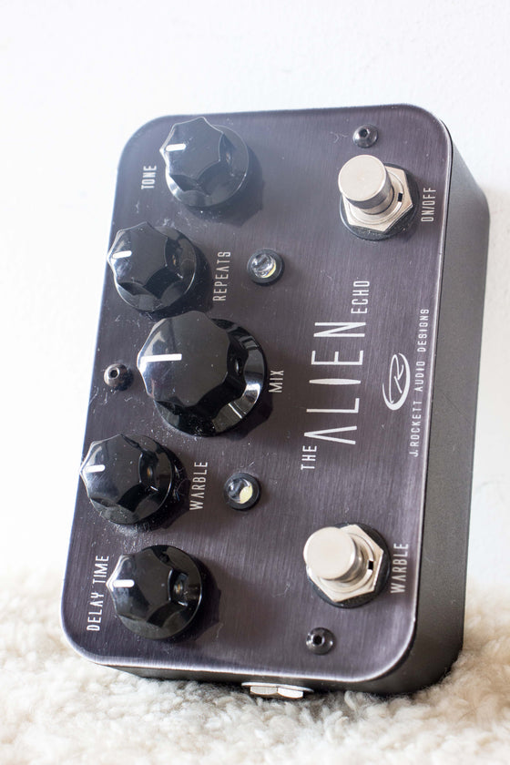 J. Rockett Audio Designs Alien Echo Delay Pedal