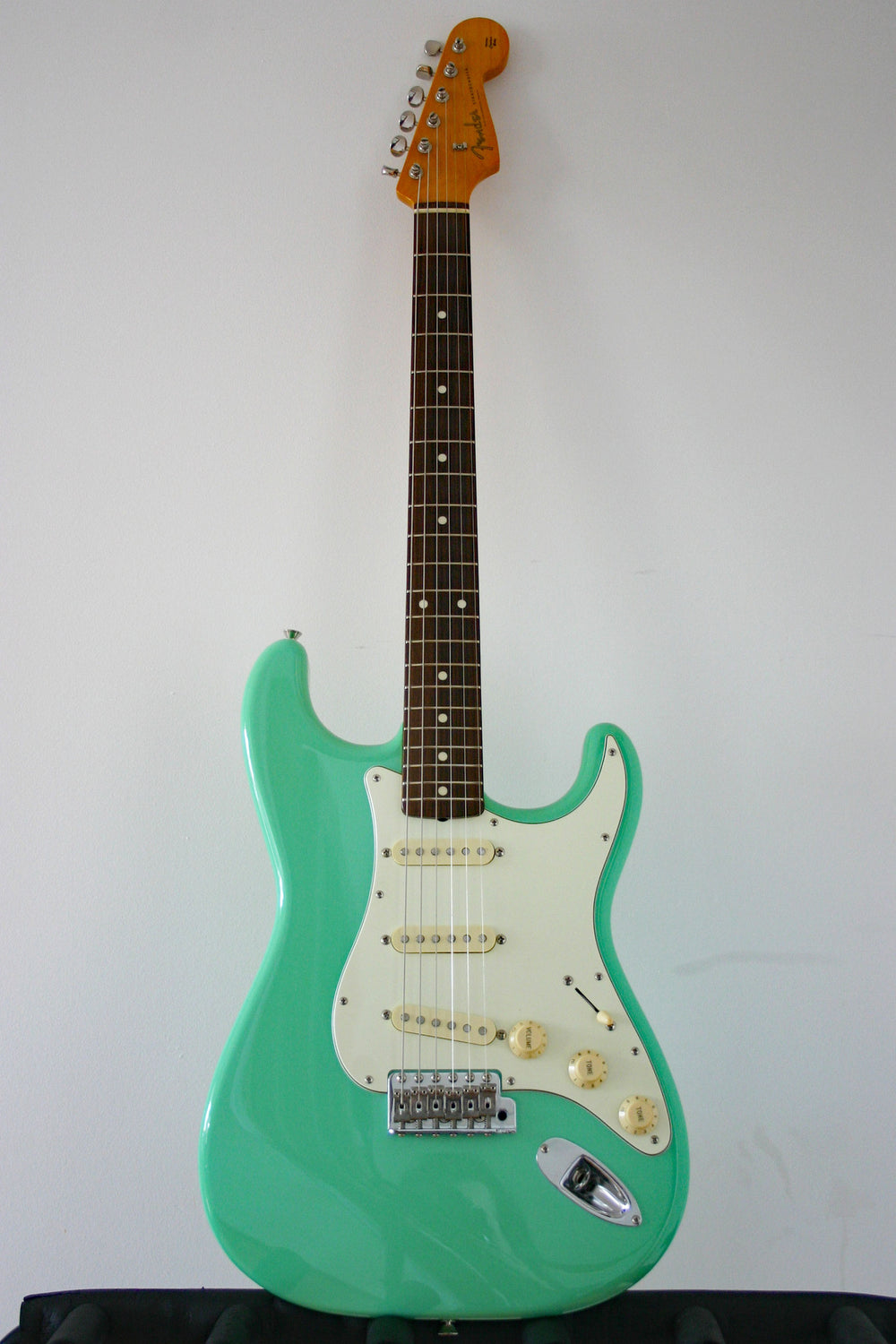 Used Fender Stratocaster '62 Reissue Surf Green