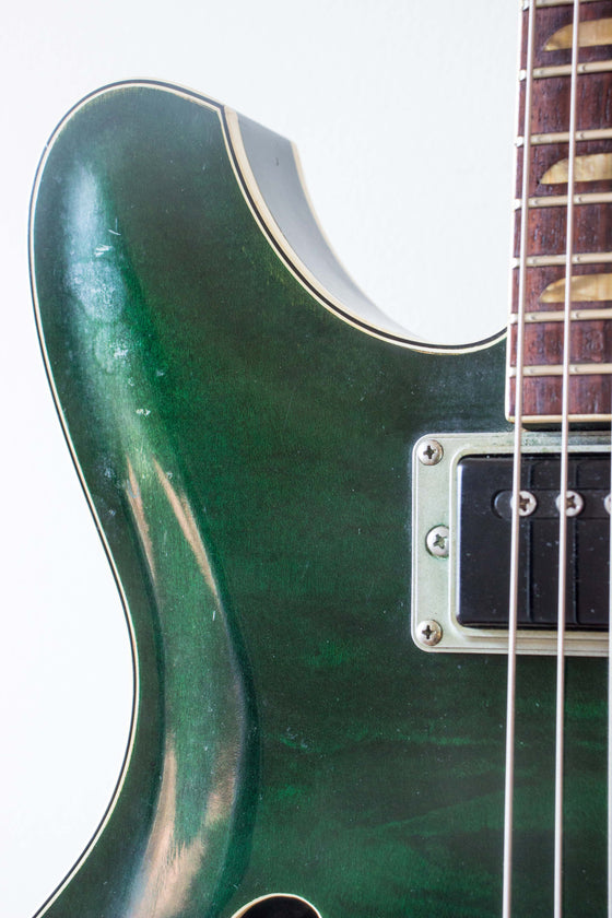 Yamaha SA-50 Hollow Body Transparent Green 1968