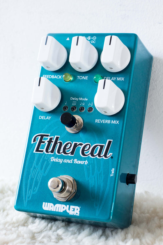 Wampler Ethereal Delay/Reverb Pedal