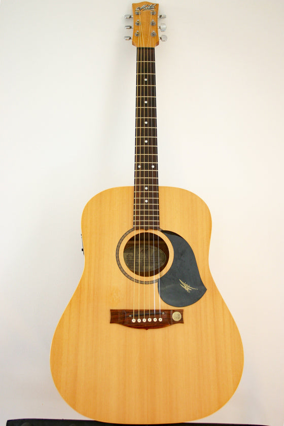 Used Maton EM225 Acoustic/Electric Guitar