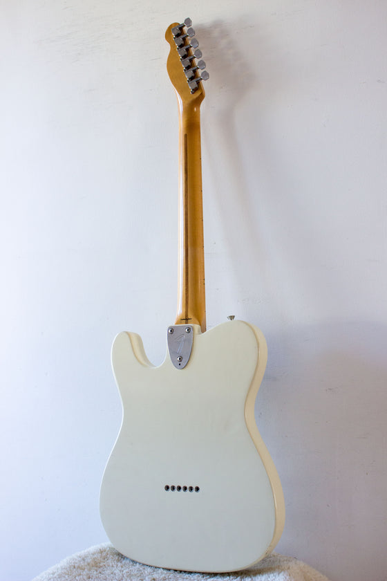 Fender Japan '72 Telecaster Custom TC72-70 Satin White 1998