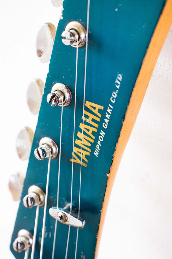 Yamaha SG-5A Flying Samurai Pearl Blue 1968