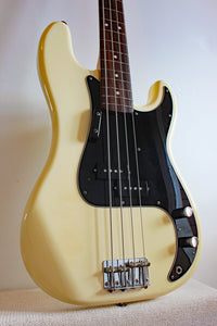 Used Fender Precision Bass '70 Reissue Vintage White