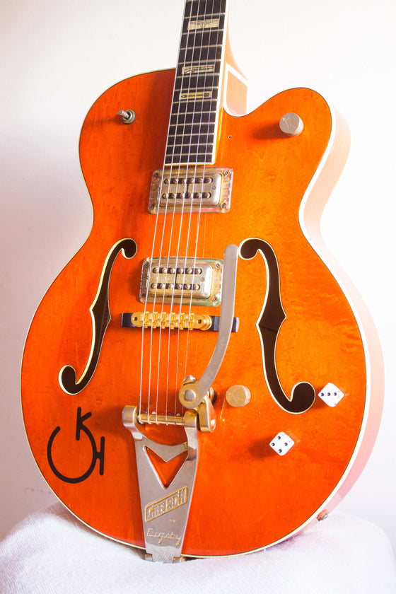 Gretsch 6120W Western Nashville Trans-Orange 1994