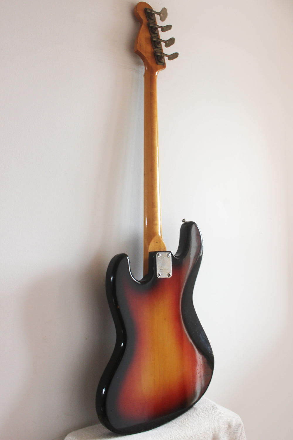 Used Greco Jazz Bass Sunburst 70s