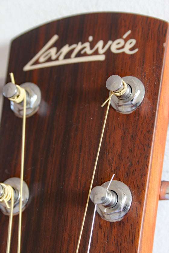 Used Larrivee OM-03 Acoustic/Electric Guitar