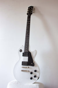 Epiphone Les Paul Studio Custom Shop Alpine White 2016