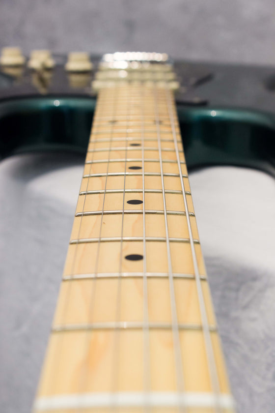 Fender Japan Hybrid 50s Stratocaster Sherwood Green 2019
