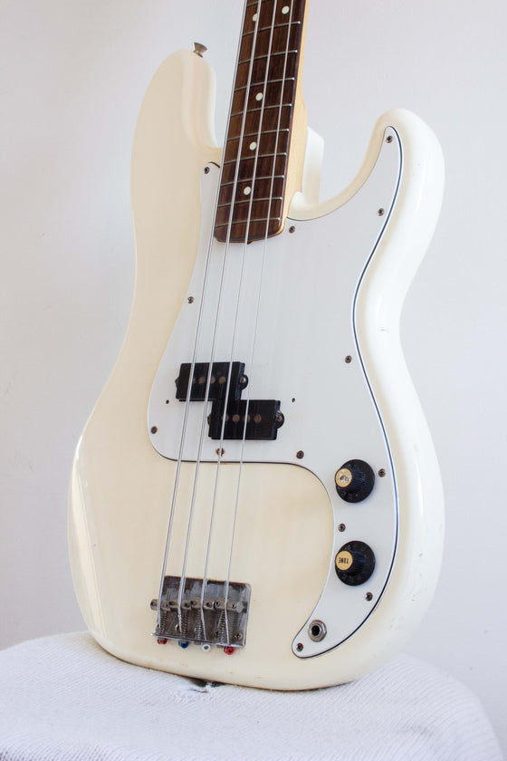 Fender Japan Japan Standard Precision Bass PB-43 Vintage White 1999-02