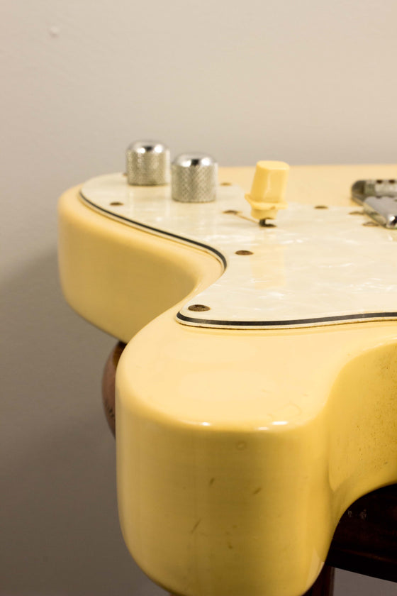 Greco Spacey Sounds TE500 Thinline Tele Style Blonde 1977