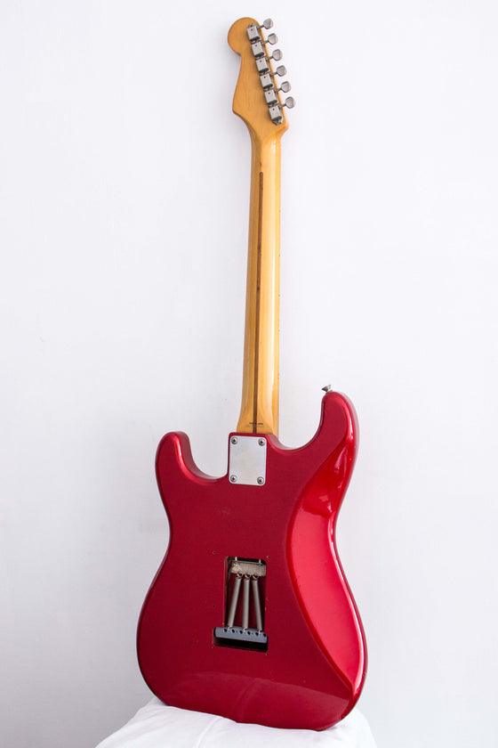 Fender Japan '54 Stratocaster ST54-115 Candy Apple Red 1987