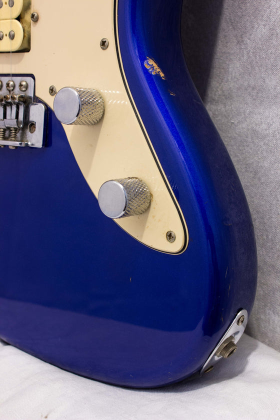 Fernandes JG40 Royal Blue 1999