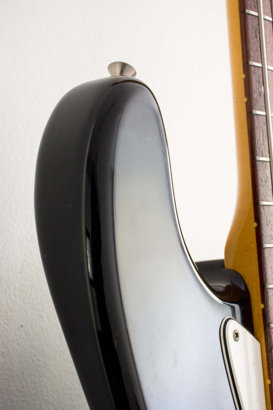 Fender Japan '62 Jazz Bass JB62-75US Black 1998
