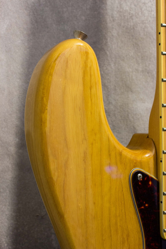 Fender Japan '75 Jazz Bass JB75-80 Natural 1986