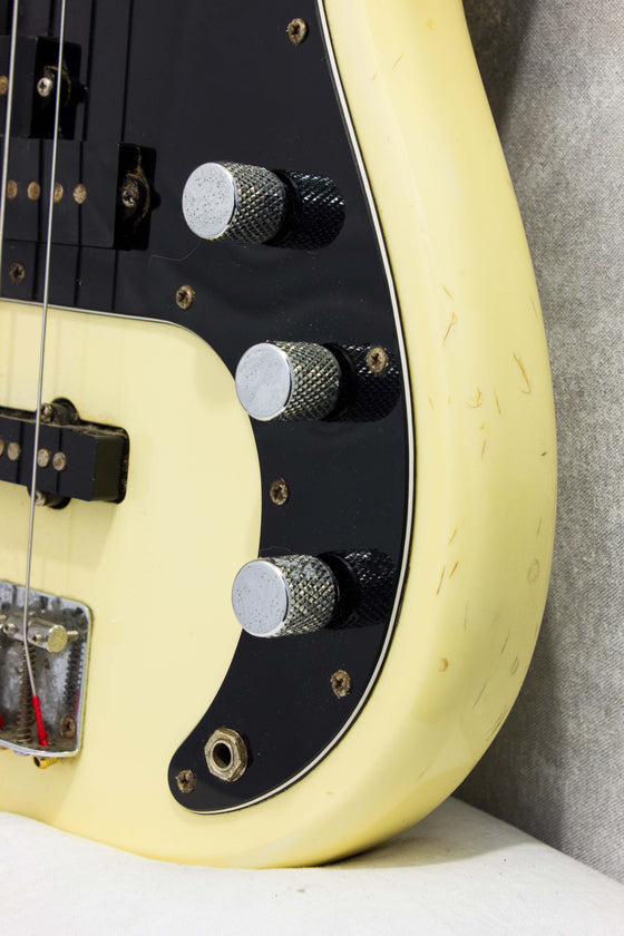 Fernandes Limited Edition PJR-45 Bass White 1986