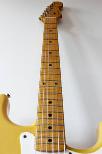 Used Fender Stratocaster 40th Anniversary Butterscotch