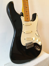 Used Fender Lace-Sensor Stratocaster Black 1991