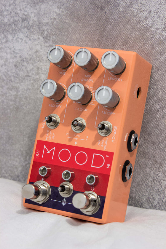 Chase Bliss Audio Mood Looper Pedal