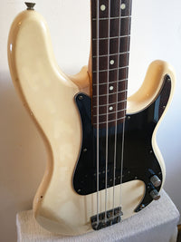 Used Fender Precision Bass '62 Aged White 1990