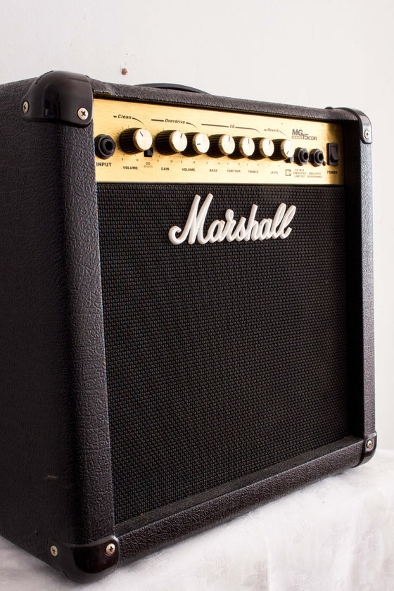 "Marshall MG15CDR 15W 8"" Combo Amp"