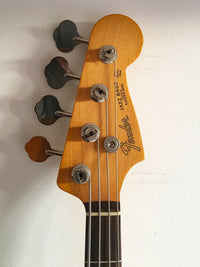 Used Fender Jazz Bass '62 Reissue US Gun Metal Blue