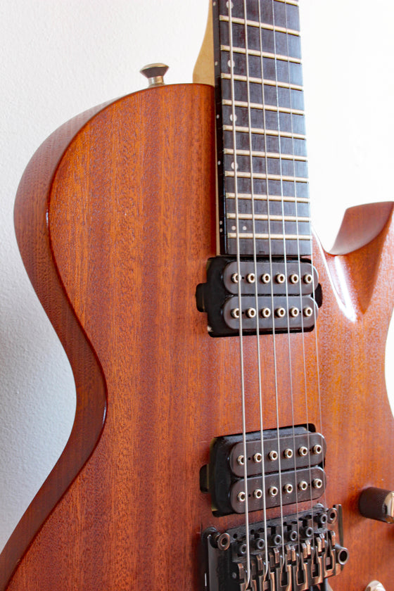 Chapman ML2 First Run Mahogany Modded