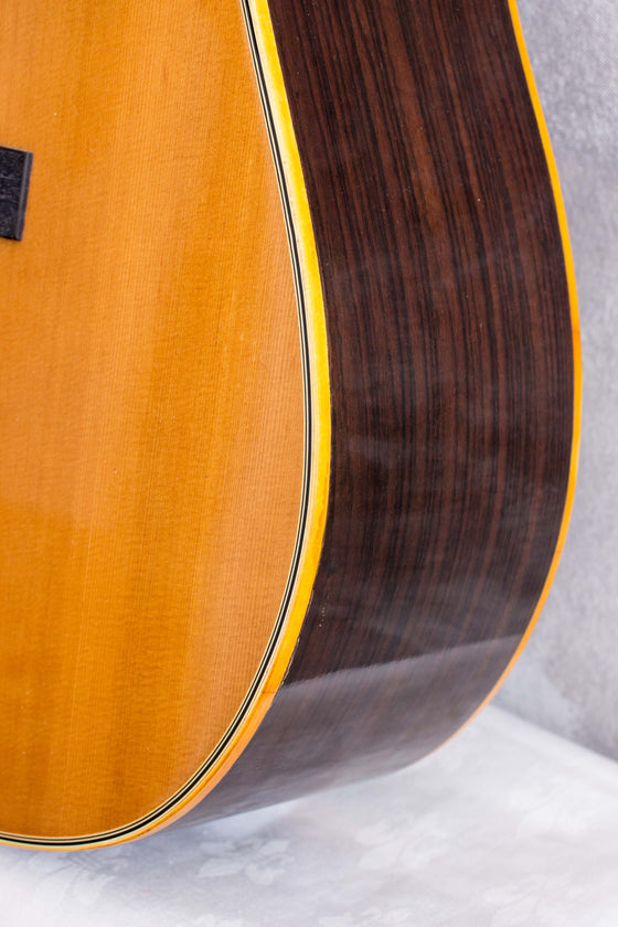 Greco W-200 Dreadnought Acoustic 1975
