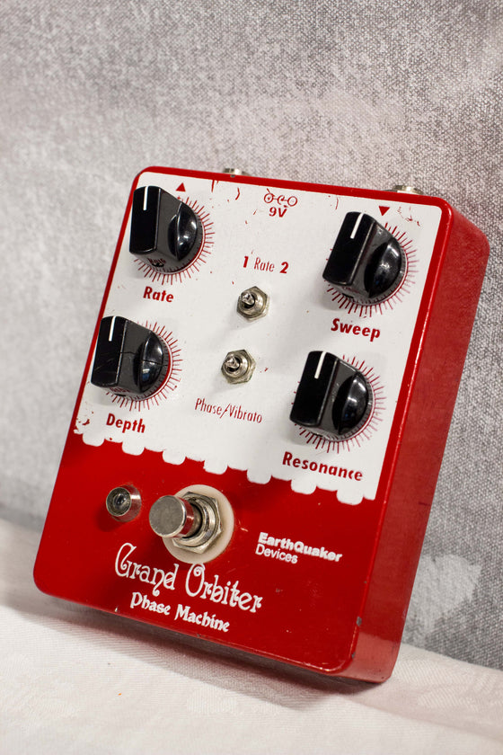 EarthQuaker Devices Grand Orbiter Phase Machine v1 Pedal