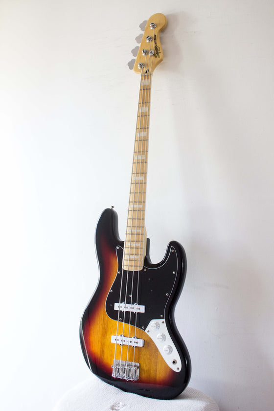 Squier Vintage Modified '77 Jazz Bass Sunburst 2017