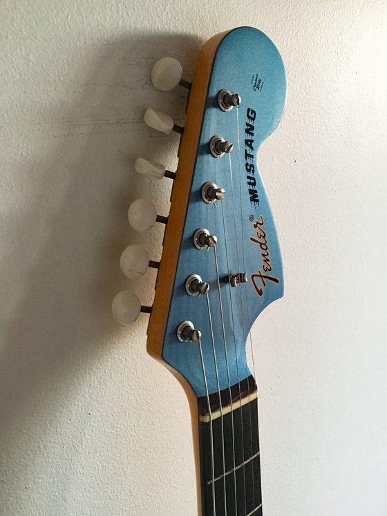 Used Fender Mustang '69 Reissue Competition Blue