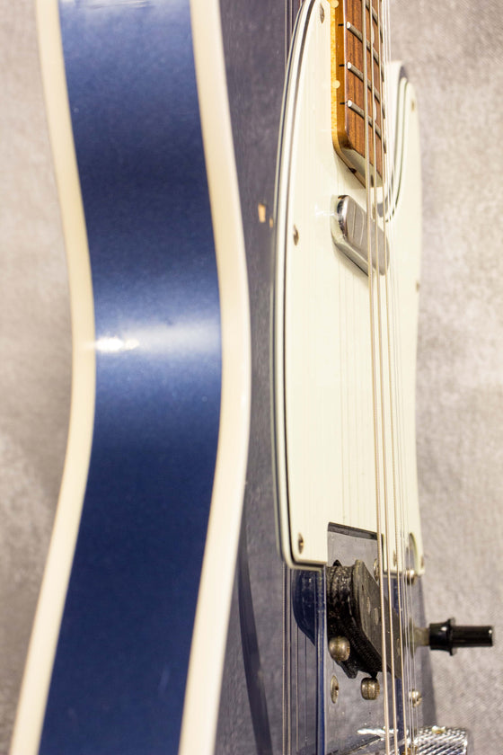 Fender Japan '62 Telecaster TL62B Double Bound Lake Placid Blue 2014