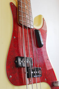 Used Fender Precision Bass '62 Vintage White Relic w/ Mods