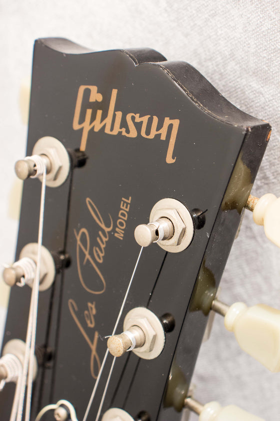 Gibson Les Paul Studio Metallic Yellow 2001
