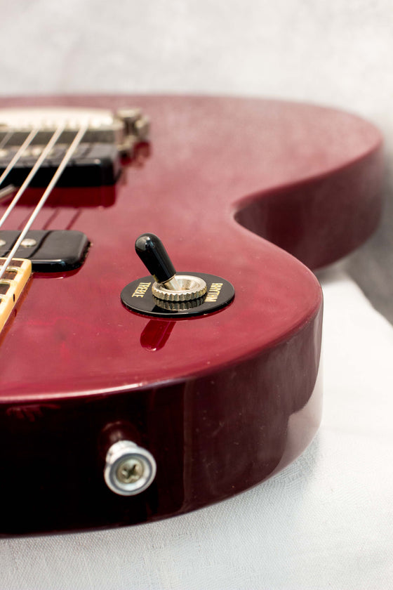 Gibson Les Paul Special Wine Red 1990