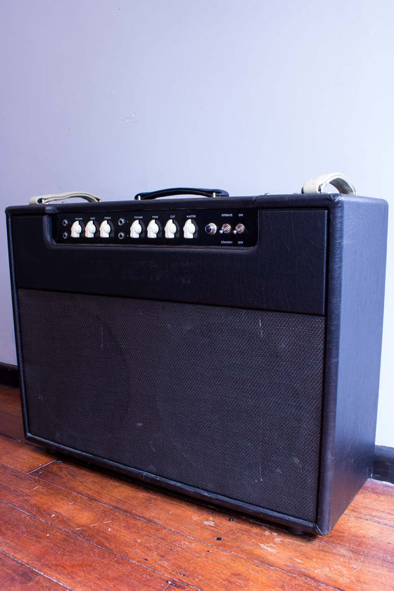 "Ceriatone Muchless DZ30 Kit-Built 2x12"" 30W Guitar Amp Combo"