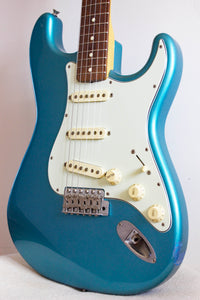 Fender Stratocaster '62 Reissue Texas Specials Old Lake Placid Blue 1997-00