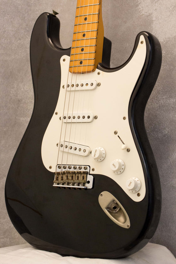 Fender Japan '57 Stratocaster ST57-55 Black 1986