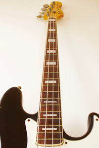 Greco Brazen Picker Bass Black 1977