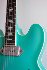 Epiphone Casino Hollow Body Turquoise MIK 2000