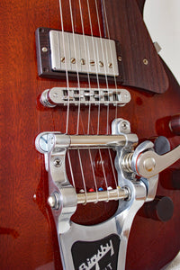 Gibson Les Paul Studio Modded with Bigsby Vintage Mahogany Burst 2006