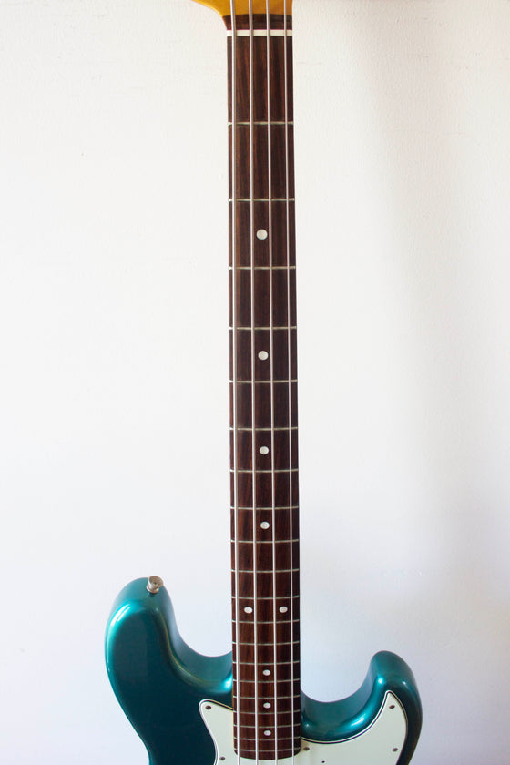 Fender Jazz Bass '62 Reissue Ocean Turquoise Metallic 1997-00