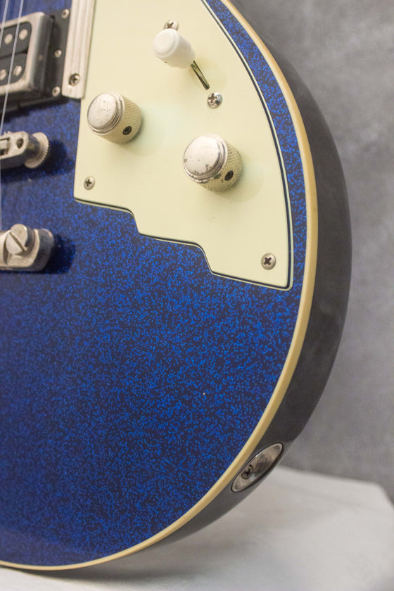 Duesenberg Starplayer Special Blue Sparkle 2008