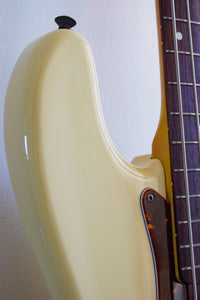 Fender '62 Reissue Precision Bass Vintage White 1999-02