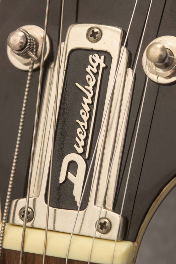 Duesenberg Starplayer TV Silver Sparkle 2000