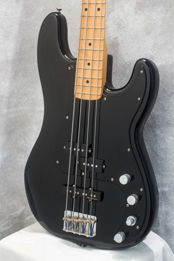 Fender Deluxe Active Precision Bass Black 2006