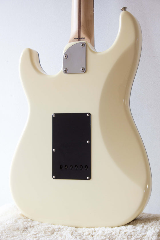 Fender Japan Aerodyne Stratocaster Medium Scale AST-M Vintage White 2012