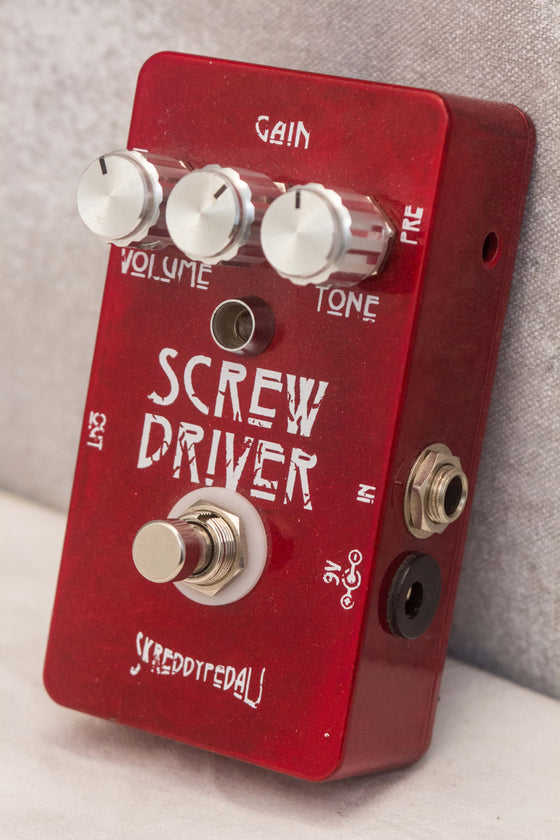 Skreddy Pedals Screw Driver Overdrive Pedal