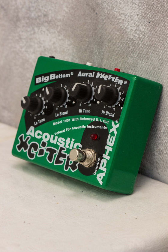 Aphex Acoustic Xciter Preamp Pedal