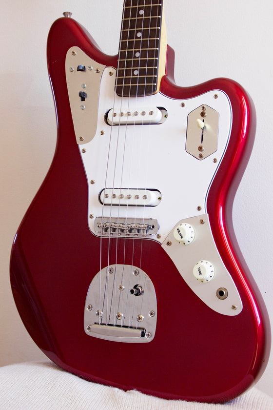 Photogenic Johnny Marr Jag Copy Candy Apple Red
